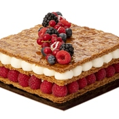 Mille Feuilles Framboise